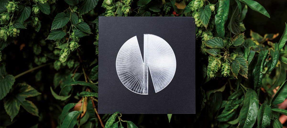 2021 Carte de voeux modèle Butterfly 11 de la collection intaglio