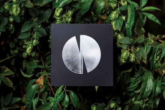 Carte de voeux modèle Butterfly 11 de la collection intaglio 2021