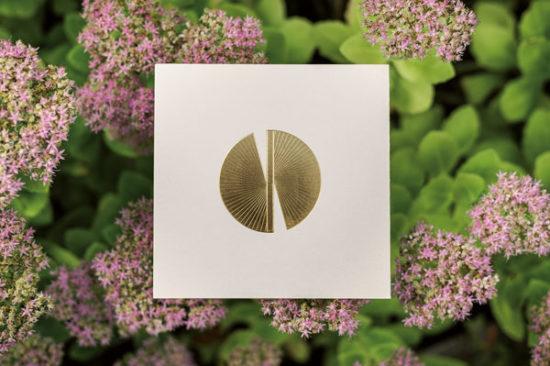 Carte de voeux modèle Butterfly 16 de la collection intaglio 2021