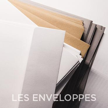 Présentation de la carte de voeux 2020 avec enveloppe conçue et imprimée par Intaglio