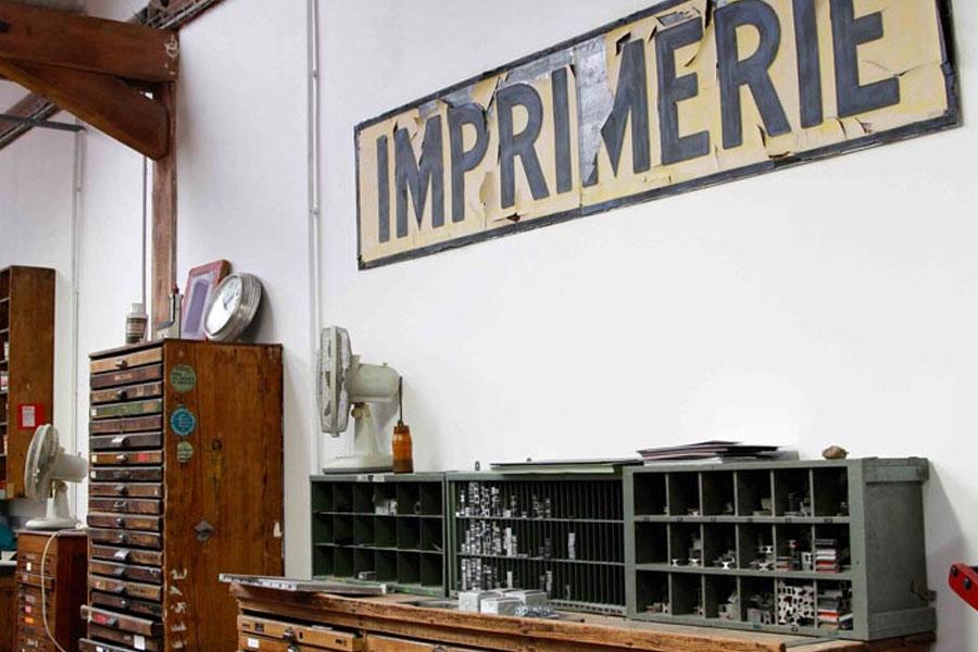 Imprimerie luxe Paris